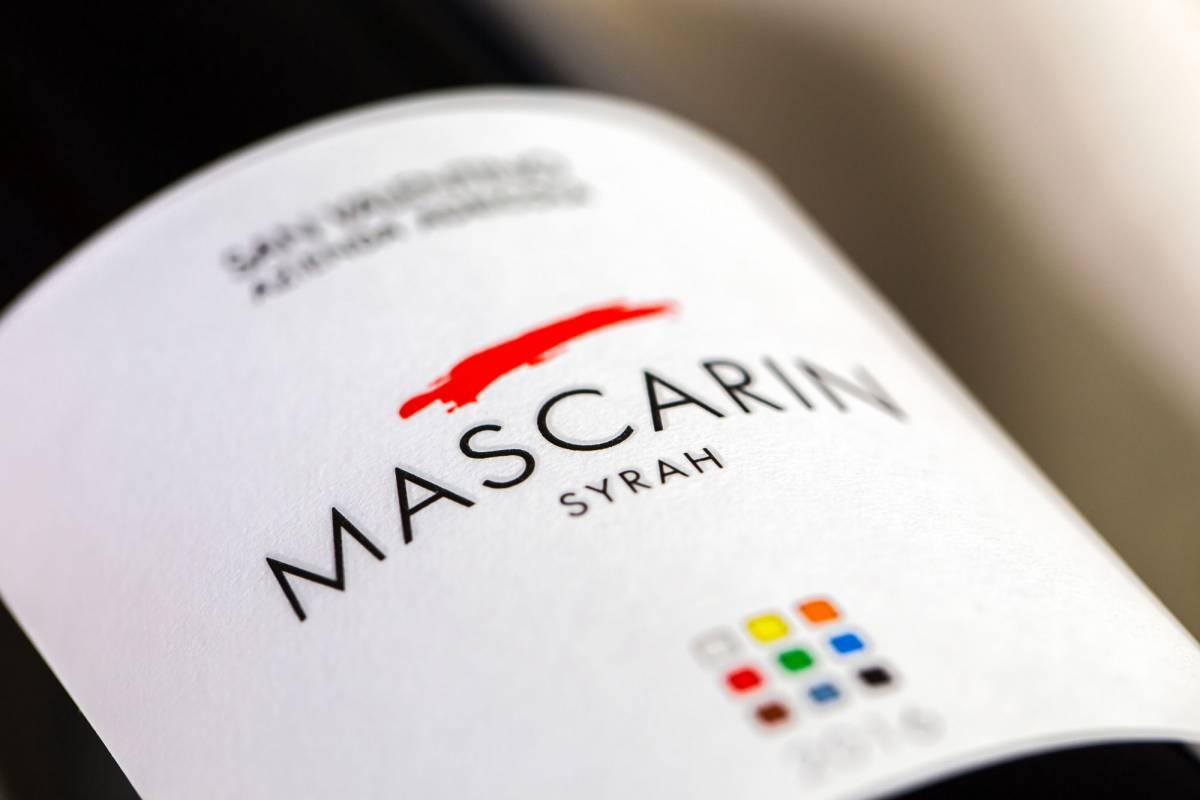 Mascarin - RUBICONE SYRAH I.G.P. 2016 biologico SELEZIONE