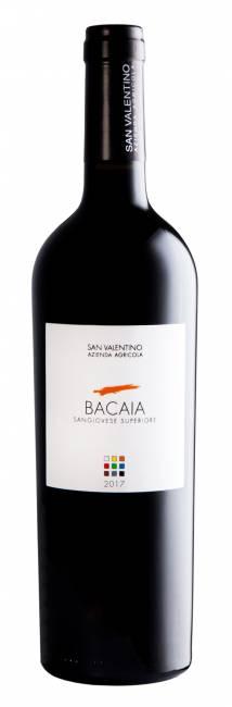 Bacaia Sangiovese - ROMAGNA SANGIOVESE SUPERIOR D.O.P. 2017 ORGANIC