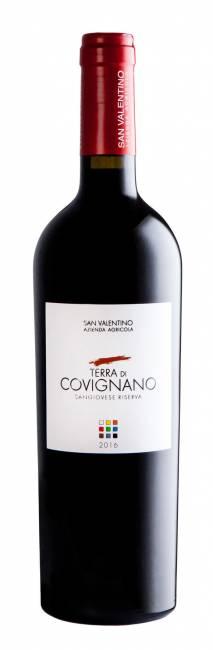 Terra di Covignano - ROMAGNA SANGIOVESE SUPERIORE RISERVA D.O.P. 2016 biologico SELEZIONE