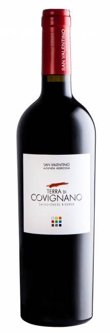 Terra di Covignano - ROMAGNA SANGIOVESE SUPERIOR RESERVE D.O.P. 2016 ORGANIC SELECTION